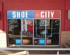 Shoe City shops in South Africa