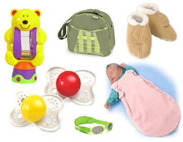 Products for babies
